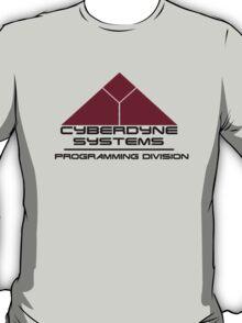 Cyberdyne Systems: Programming Divison  T-Shirt