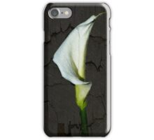 Alone...... iPhone Case/Skin