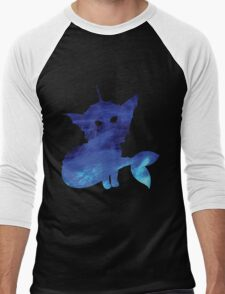 WATER BLAST Men's Baseball ¾ T-Shirt