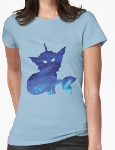 WATER BLAST Womens Fitted T-Shirt