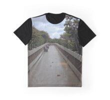 Boca Boardwalk Graphic T-Shirt