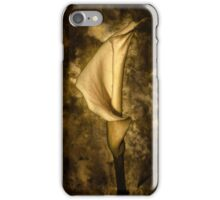 Alone in Sepia.... iPhone Case/Skin