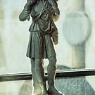 Good Shepherd from Appian Way, Vatican Museum Rome Italy19840723 0048 by Fred Mitchell