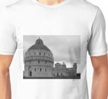 The Field of Miracles ~ Black & White Unisex T-Shirt