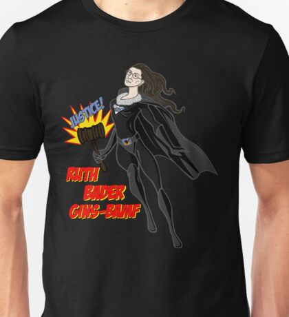 The Mighty Notorious RBG Unisex T-Shirt