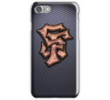 SF Graffiti Logo iPhone Case/Skin