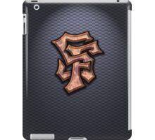 SF Graffiti Logo iPad Case/Skin