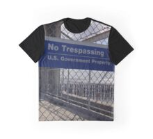 Restricted Entry Graphic T-Shirt