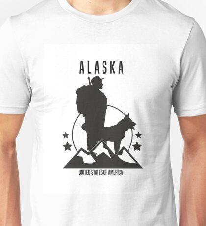 Alaska Untied States of America Unisex T-Shirt