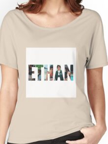 Ethan Dolan name #2 Women's Relaxed Fit T-Shirt
