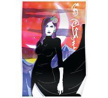 SOUL Beauty: Underground Garden - Queen of Hearts Poster