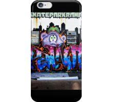 Peanut Graffiti iPhone Case/Skin