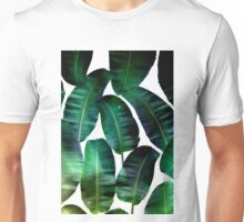 Cosmic Banana Leaves #redbubble #lifestyle Unisex T-Shirt