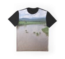 Tárcoles River, Costa Rica Graphic T-Shirt