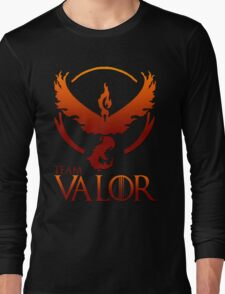 Team Valor V2 Long Sleeve T-Shirt