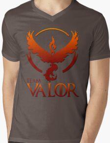 Team Valor V2 Mens V-Neck T-Shirt