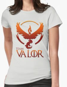 Team Valor V2 Womens Fitted T-Shirt