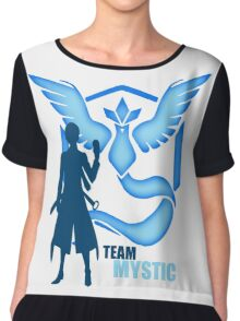 Team Mystic | Pokemon GO Chiffon Top