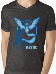 Team Mystic | Pokemon GO Mens V-Neck T-Shirt