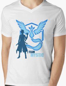 Team Mystic   Pokemon GO Mens V-Neck T-Shirt