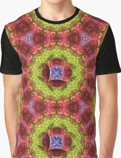 abstract Kaleidoscopic  Graphic T-Shirt