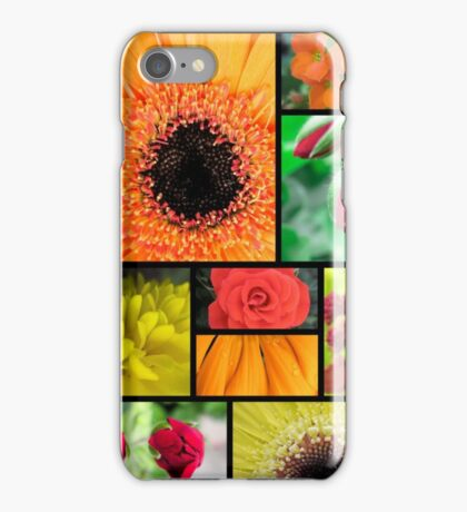 Macro Flowers iPhone Case/Skin