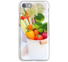 fresh Vegetable snacks iPhone Case/Skin