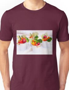 fresh Vegetable snacks Unisex T-Shirt