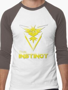 Team Instinct V2 Men's Baseball ¾ T-Shirt