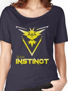 Team Instinct V2 Women's Relaxed Fit T-Shirt