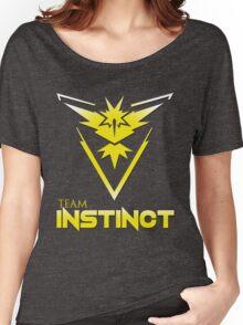 Team Instinct V2 Women's Relaxed Fit T-Shirt