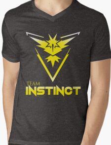 Team Instinct V2 Mens V-Neck T-Shirt