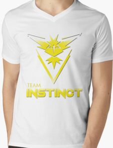 Team Instinct V2 Mens V-Neck T-Shirt