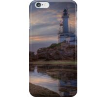 Point Lonsdale Lighthouse as seen from the Port Phillip Bay Heads iPhone Case/Skin