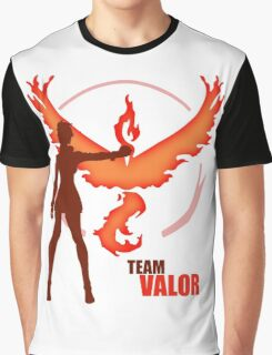 Team Valor | Pokemon GO Graphic T-Shirt