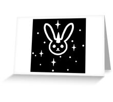 Unibunny or Bunnycorn? Greeting Card