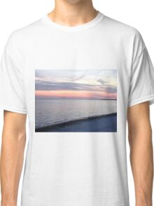 Pastel Sunset Classic T-Shirt