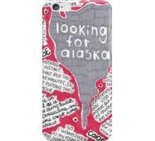 Looking For Alaska collage iPhone Case/Skin