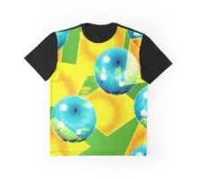 Farben Brasiliens Graphic T-Shirt