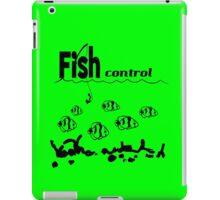 Fish Control iPad Case/Skin