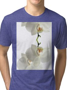White Orchid Tri-blend T-Shirt