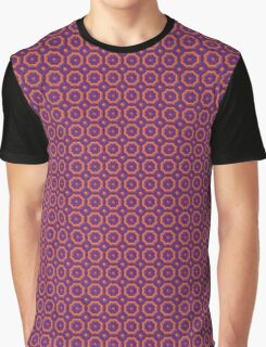 abstract  tile Graphic T-Shirt