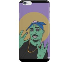 Zombie 2Pac iPhone Case/Skin