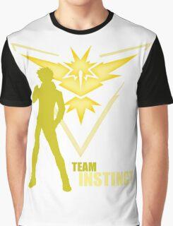 Team Instinct | Pokemon GO Graphic T-Shirt