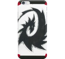 Clandestien Dragon Shuriken iPhone Case/Skin