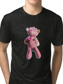 Rainbow Kitty Tri-blend T-Shirt