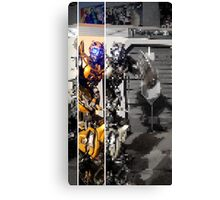 Bumblebee - Transformers Canvas Print