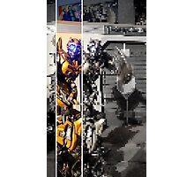 Bumblebee - Transformers Photographic Print