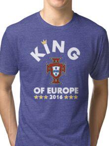 Portugal Champions Euro 2016 Tri-blend T-Shirt