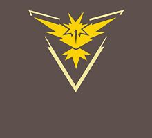 Pokemon Team Instinct Yellow Unisex T-Shirt